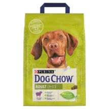 Purina Dog Chow Adult Bárány 2,5kg