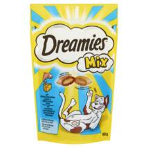Dreamies Jutalomfalat 60gr Mix Lazac-Sajt