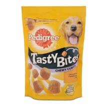 Pedigree Tasty Bites 130gr Chewy Cubes