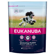 Eukanuba Puppy Medium 1kg