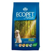 Ecopet Natural Fish 2,5kg