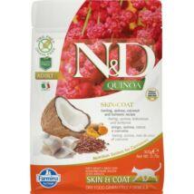 N&D Cat Quinoa Skin&coat Hering 300g