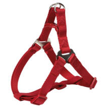 Hám Új Prémium L 65–80 cm/25mm piros