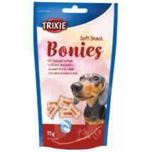 Jutalomfalat Soft Snack Bonies Marha-pulyka 75gr