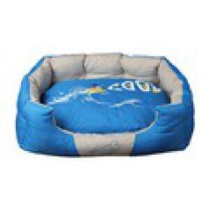 Trixie Ágy Cool Bed 75*55cm Kék/Bézs