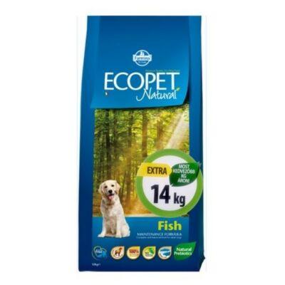Ecopet Natural Fish Medium 14kg